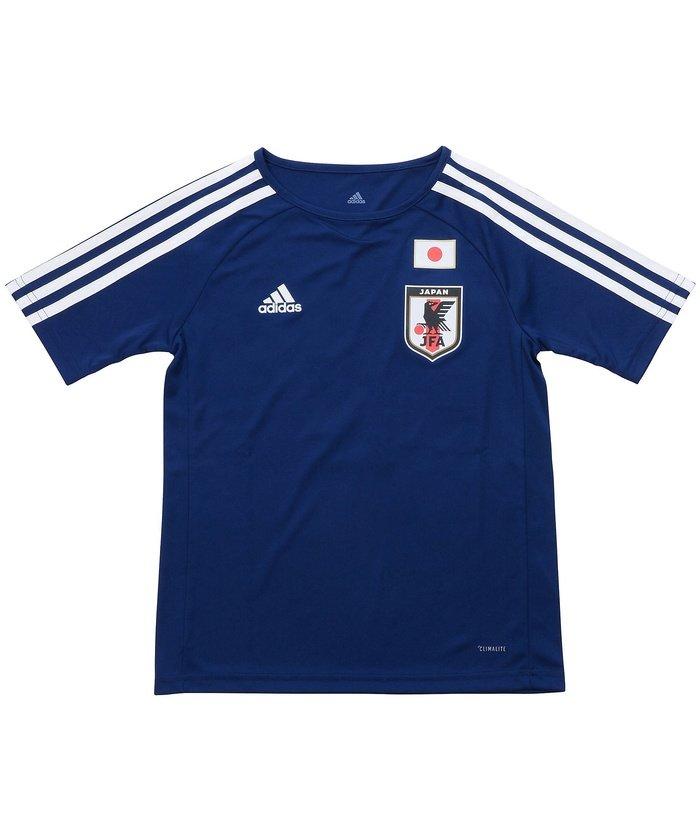アディダス/キッズ/KIDS サッカー日本代表 ホームレプリカTシャツ NO2