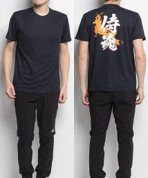 s.a.gear/エスエーギア/メンズ/半袖メッセージTEE 侍魂/500915923