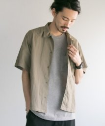 URBAN RESEARCH/FIDELITY MARIN SHIRTS SHORT−SLEEVE/500920851