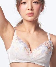 fran de lingerie/GRACE Fiora グレースフィオラ コーディネートノンワイヤーブラシャー C−Dカップ/500846045