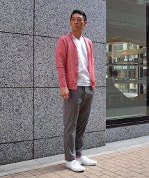 NOLLEY'S goodman/麻カーディガン/500895401