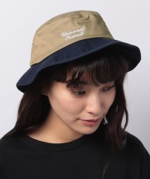 E hyphen world gallery/UNIVERSAL OVERALL BUCKET HAT/500909778