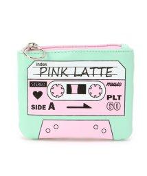 PINK-latte/カセット柄ティッシュポーチ/500921633