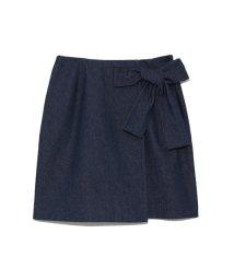 Lily Brown/ラップ風台形スカート/500921827