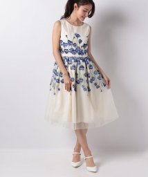 ELISA/ORGANDAY POIS EMBROIDERY OP/500824122