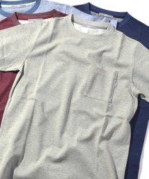 SHIPS MEN/SU: イズミールコットン 鹿の子 Tシャツ/500923329