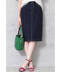 N Natural Beauty Basic/ベーシックデニムタイトスカート/500923513