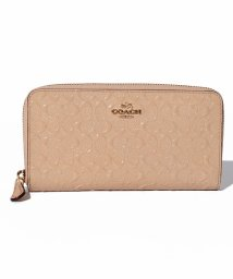 COACH/COACH OUTLET F54805 IMLH4 ラウンドファスナー長財布/500906878