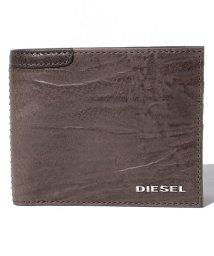 DIESEL/DIESEL X05248 PR080 T8161 二つ折財布/500907018
