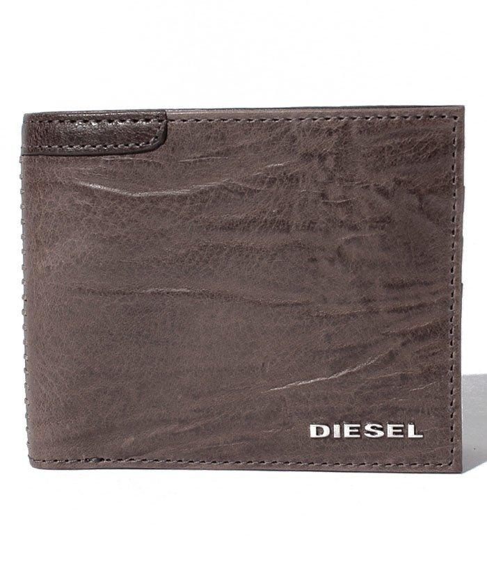 DIESEL X05248 PR080 T8161 二つ折財布