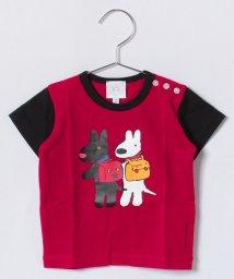 agnes b. ENFANT/SBM4 L TS Gaspard et Lisa Tシャツ/500912499