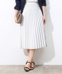 ROPE'/【セットアップ対応商品】プリントプリーツスカート/500891951