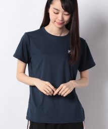 FILA/FILA PEメッシュ1ポイントTシャツ/500898911