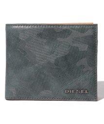 DIESEL/DIESEL X05351 P1683 H6712 二つ折財布/500907032
