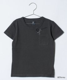 KRIFF MAYER(Kids)/Mickey刺繍ポケTEE(120〜130cm)/500907878