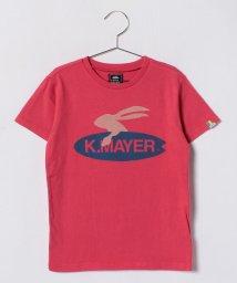 KRIFF MAYER(Kids)/ブランドロゴT(SURF)(140〜160cm)/500907900