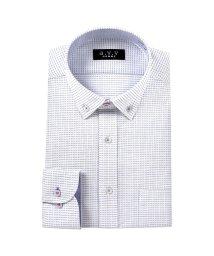 a.v.v homme/a.v.v HOMME 長袖 ショートカラーワイドカラーボタンダウンワイシャツ/500925048