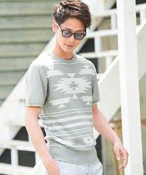 VICCI/VICCI【ビッチ】硫化染めクルーネック半袖Tシャツ/500925497