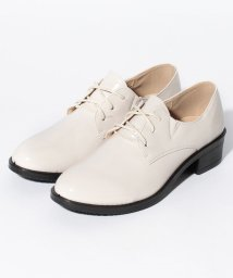 Shoes in Closet/シンプルレースアップローファー/500573318