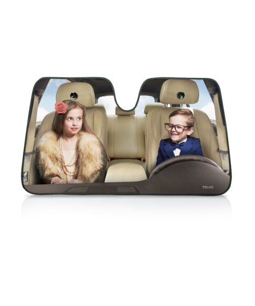 RELAX(RELAX)/〈RELAX〉CAR SUNSHADE/カーサンシェード/21774912