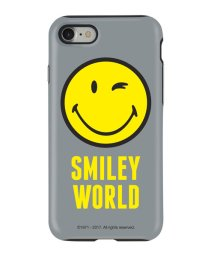 SELECT/<Smiley>iPhone7 Gray Protect/グレープロテクト ケース/500893460