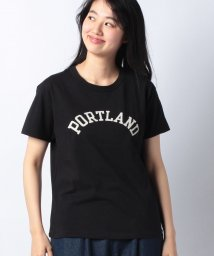 AZUL by moussy/PORTLAND TEE/500897246