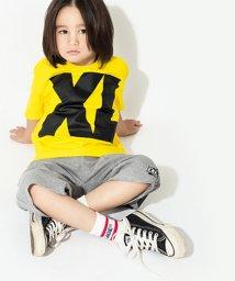 XLARGE KIDS/ビッグXLワイドTシャツ/500912478
