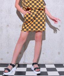 ANAP GiRL/【セットアップ対応商品】オリジナルチェッカー柄スカート/500922081