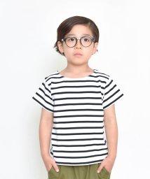 branshes/【限定】ボートネックボーダーTシャツ/500927508