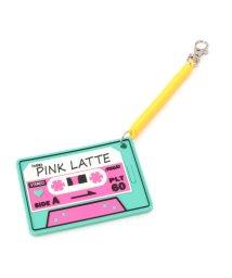 PINK-latte/カセットテープパスケース/500933446