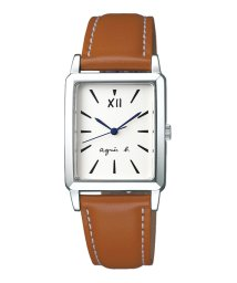 agnes b. HOMME/LM02 WATCH FCRK993 時計/500933688