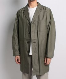 Eddie Bauer OUTLET/CHAMBRAY SHOP COAT/500906035