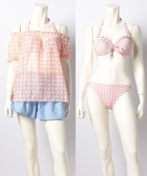 earth music & ecology(SWIMWEAR)/チェック/500906737