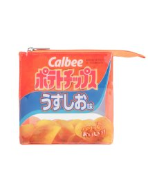Adam et Rope Le Magasin/【Calbee×LeMagasin】コラボ ビニールポーチ/500918106