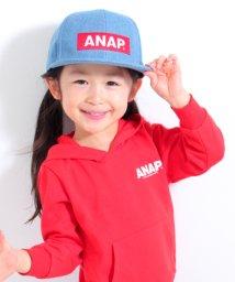 ANAP KIDS/ロゴワッペンベースボールCAP/500926333