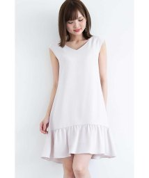 PROPORTION BODY DRESSING/《Lou Lou Fee》ペプラムサックドレス/500928398
