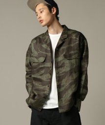 JOURNAL STANDARD/THE DRAWING ROOM / ザドローイングルーム : UTILITY  JKT(CAMO)/500937723