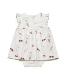 gelato pique Kids&Baby/ガールズフェイバリット baby ロンパース/500937874