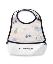 gelato pique Kids&Baby/ボーイズフェイバリット baby お食事スタイ/500938095