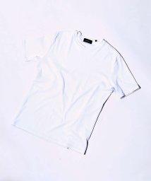 ABAHOUSE/【Recency of Mine】ローズペトール クルーネックTシャツ/500938368