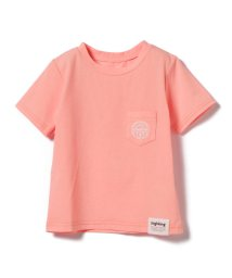 こどもビームス/highking (ハイキング) / ラッシュ ガード ポケット Tシャツ 18 (ユニセックス 90~140cm)/500848192
