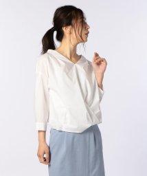 NOLLEY'S/裾2-WAYシャツ/500882419