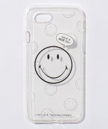 SELECT/<Smiley>iPhone7 Glow Jelly/500893453