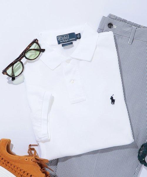 Polo Ralph Lauren(ポロラルフローレン)/ポロラルフローレン(メンズ) ポロシャツ 半袖/MNBLKNIM1P10017