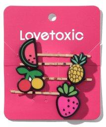 Lovetoxic/フルーツヘアピン/500919695