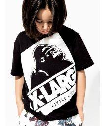 XLARGE KIDS/ビッグOGワイドTシャツ/500919715