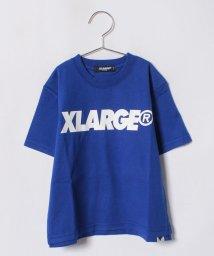 XLARGE KIDS/ロゴワイドTシャツ/500919716