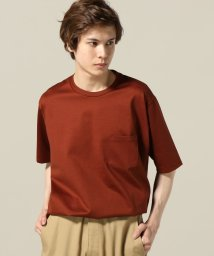 EDIFICE/COTTON WIDE ポケットTシャツ/500939769