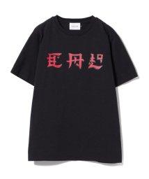 Ray BEAMS/CAL O LINE / ロゴ プリント Tシャツ/500942455