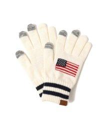 BEAMS MEN/INFIELDER DESIGN × BEAMS / 別注 USA Glove【タッチパネル対応】/500741439